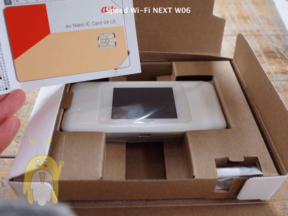 WiMAX W06