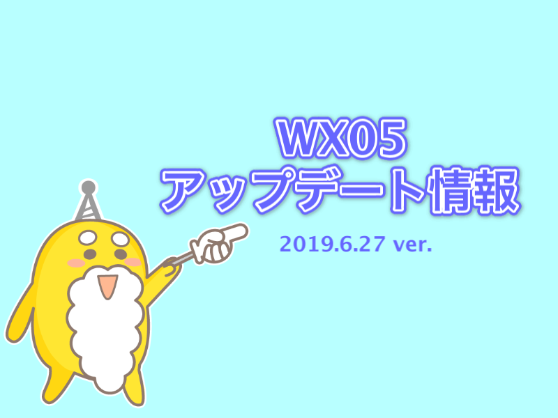 WiMAX WX05