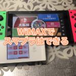 【プレイ動画】WiMAXでスマブラはできる? Ping・回線速度・ラグまとめ